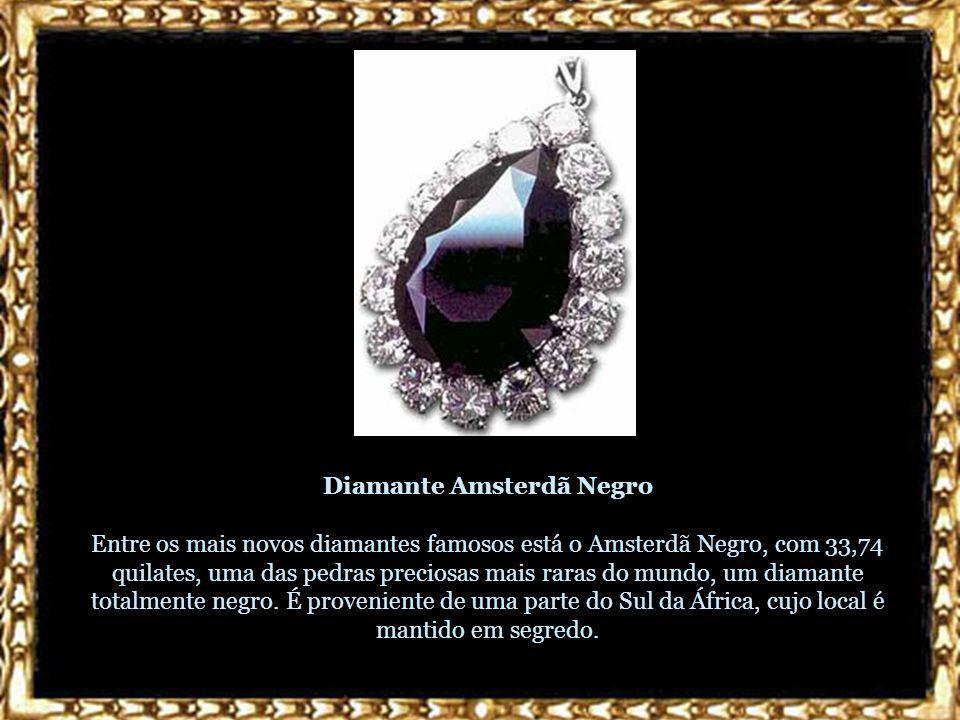 Diamante Amsterdã Negro