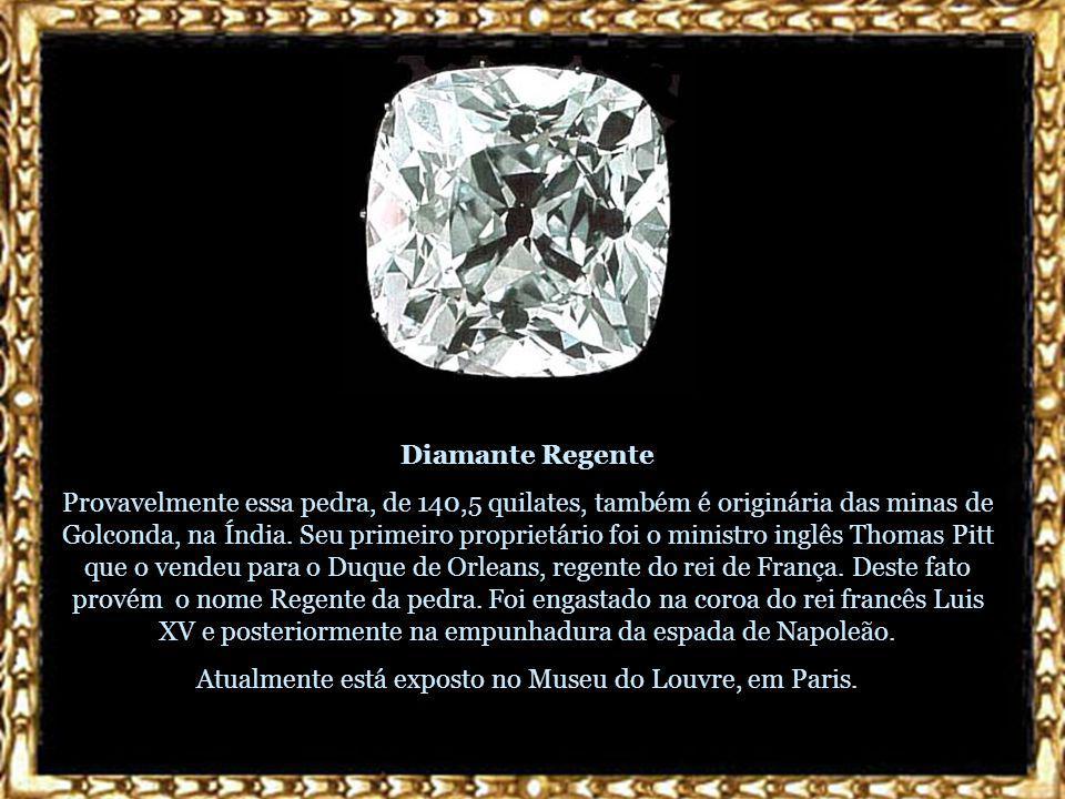 Atualmente está exposto no Museu do Louvre, em Paris.