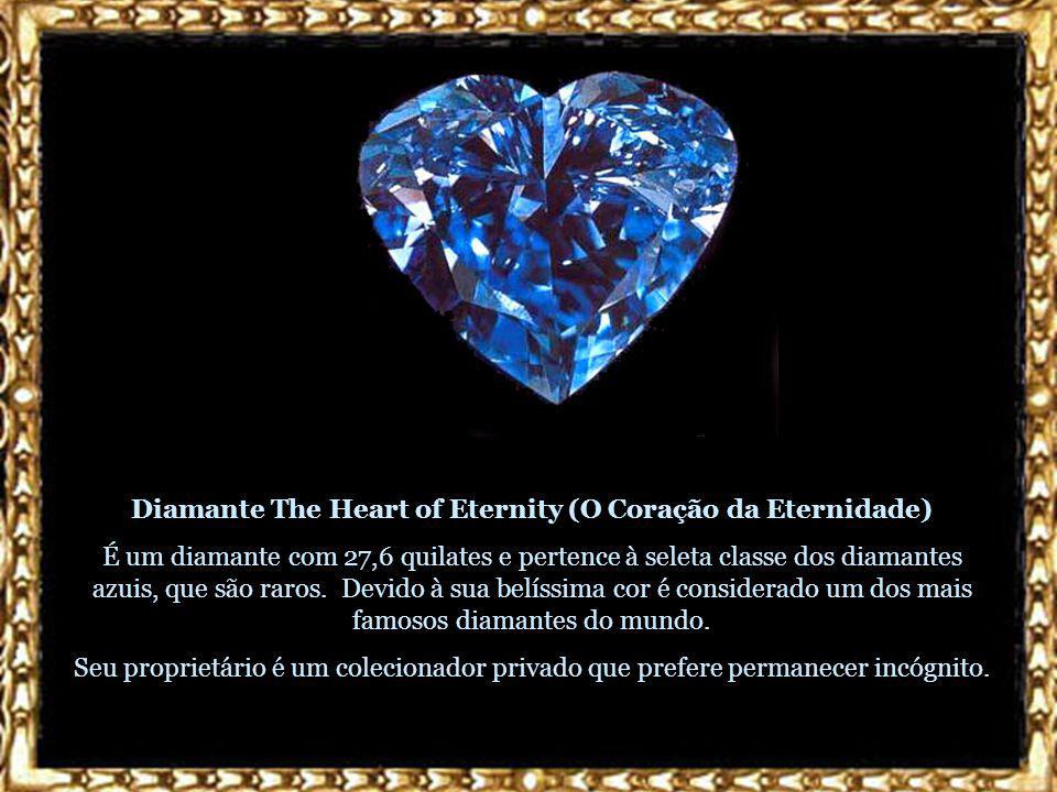 Diamante The Heart of Eternity (O Coração da Eternidade)
