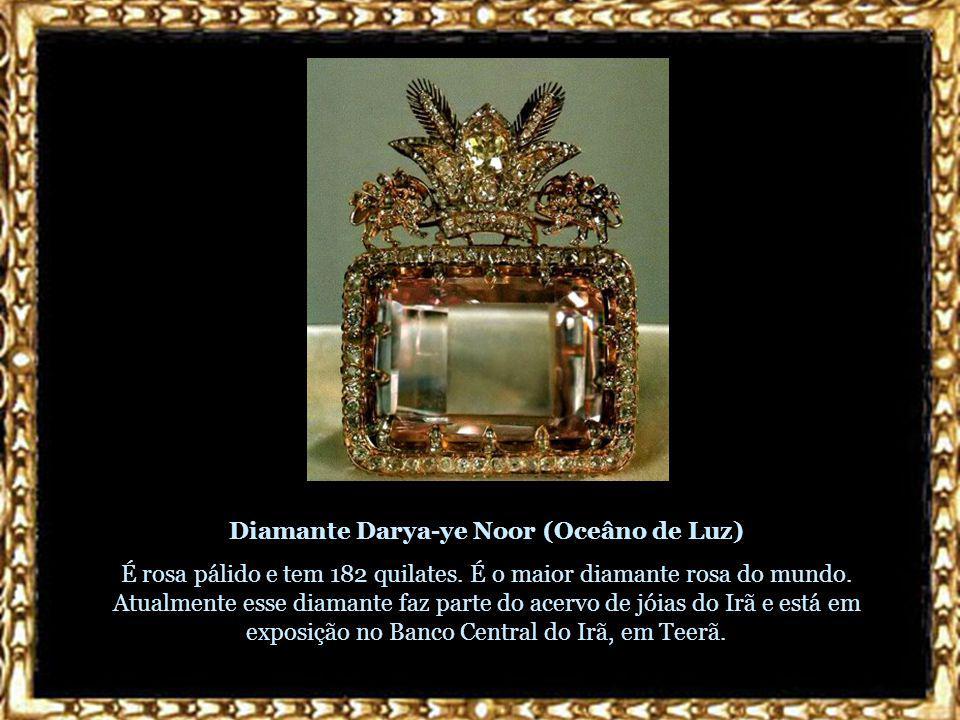 Diamante Darya-ye Noor (Oceâno de Luz)