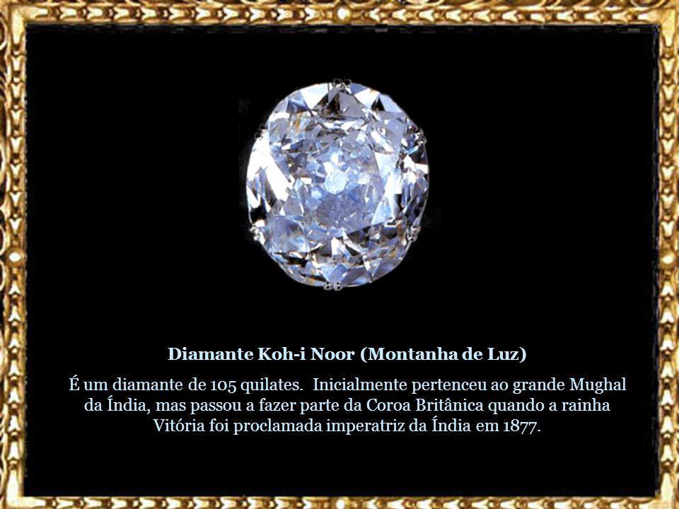 Diamante Koh-i Noor (Montanha de Luz)