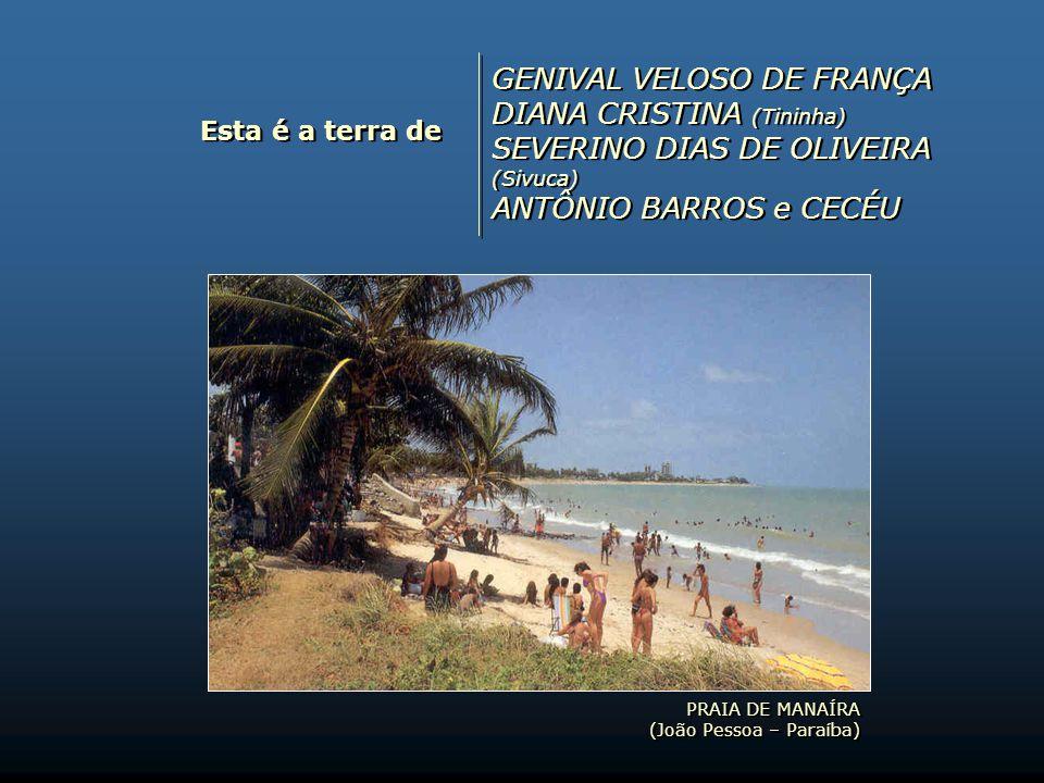 GENIVAL VELOSO DE FRANÇA DIANA CRISTINA (Tininha)