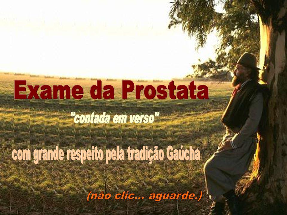 com grande respeito pela tradição Gaúcha