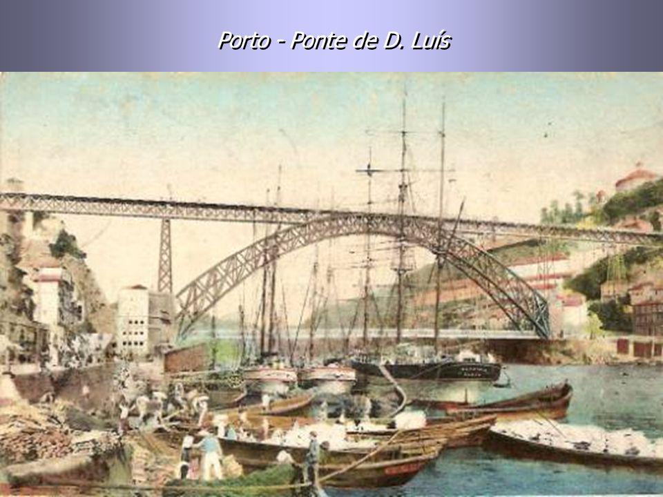 Porto - Ponte de D. Luís