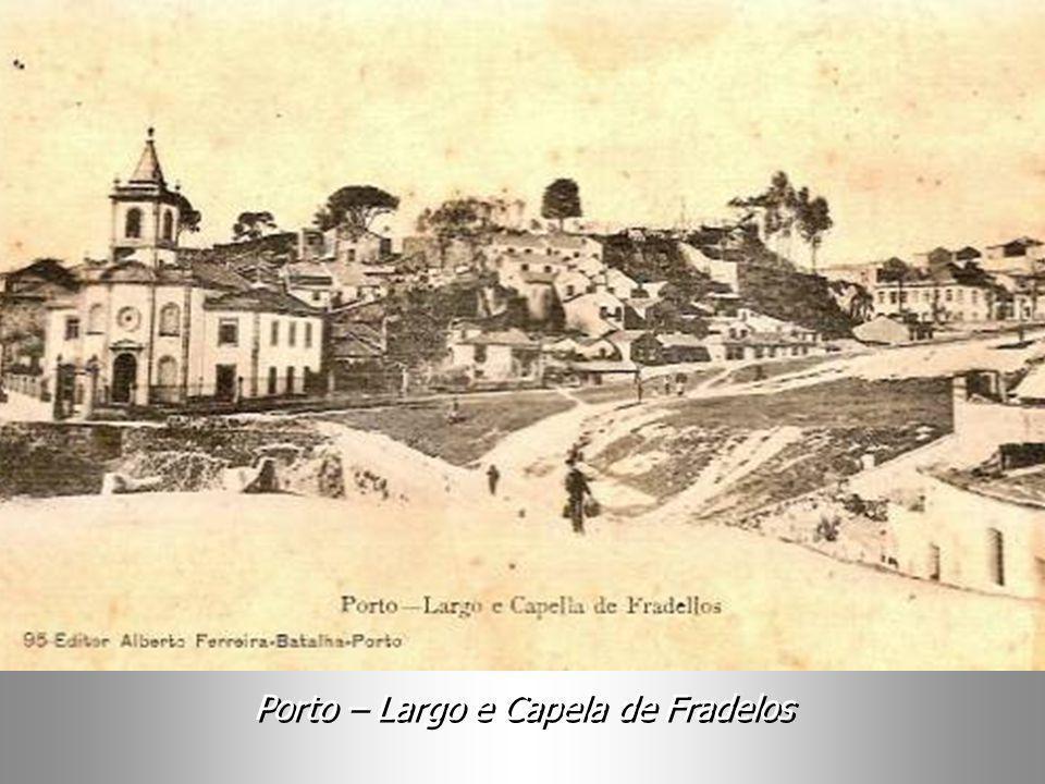 Porto – Largo e Capela de Fradelos