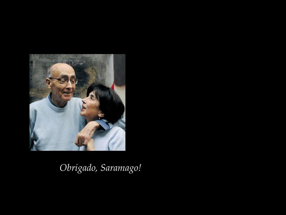 Obrigado, Saramago.