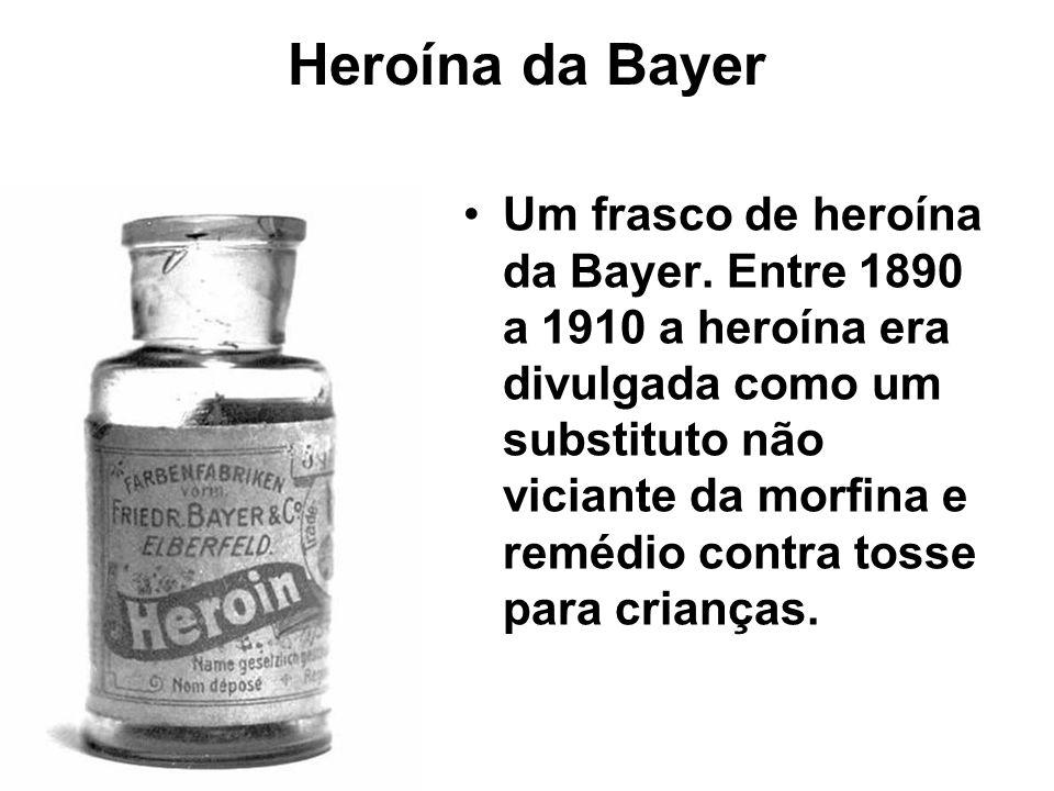 Heroína da Bayer