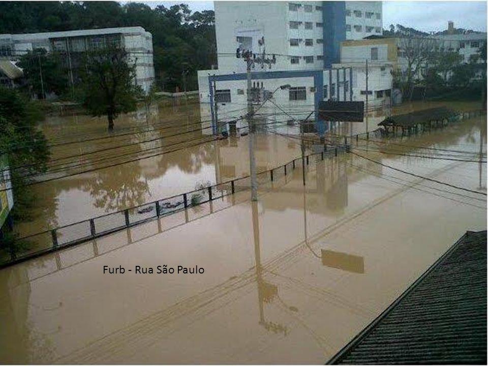 Furb - Rua São Paulo