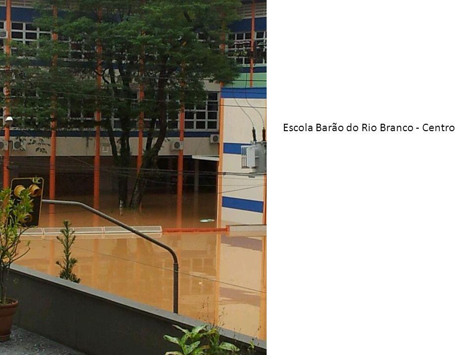 Escola Barão do Rio Branco - Centro