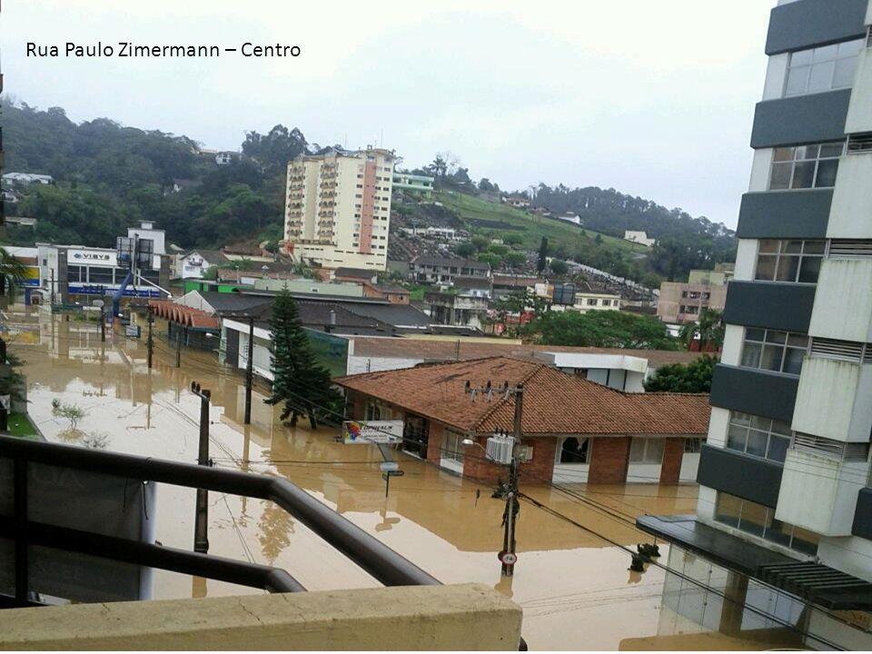 Rua Paulo Zimermann – Centro