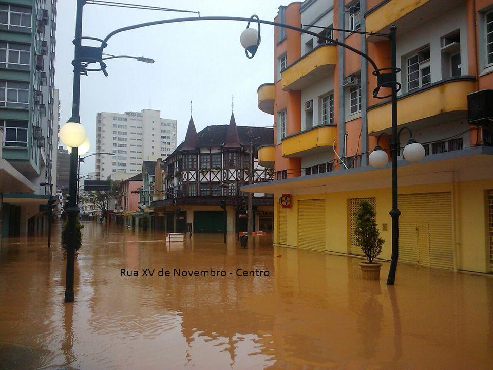 Rua XV de Novembro - Centro