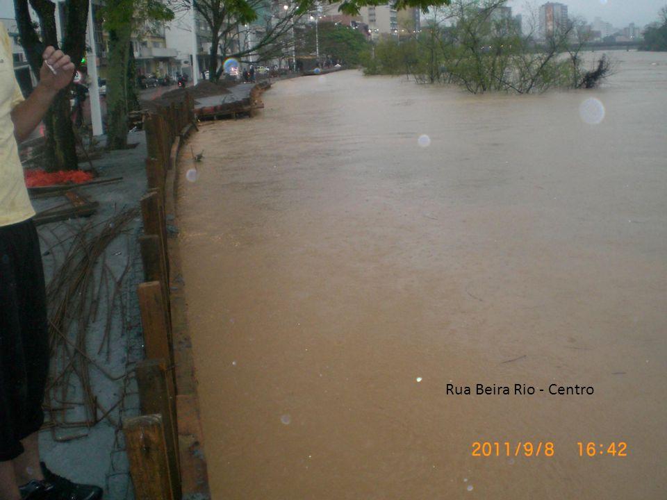 Rua Beira Rio - Centro