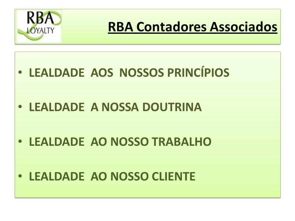 RBA Contadores Associados