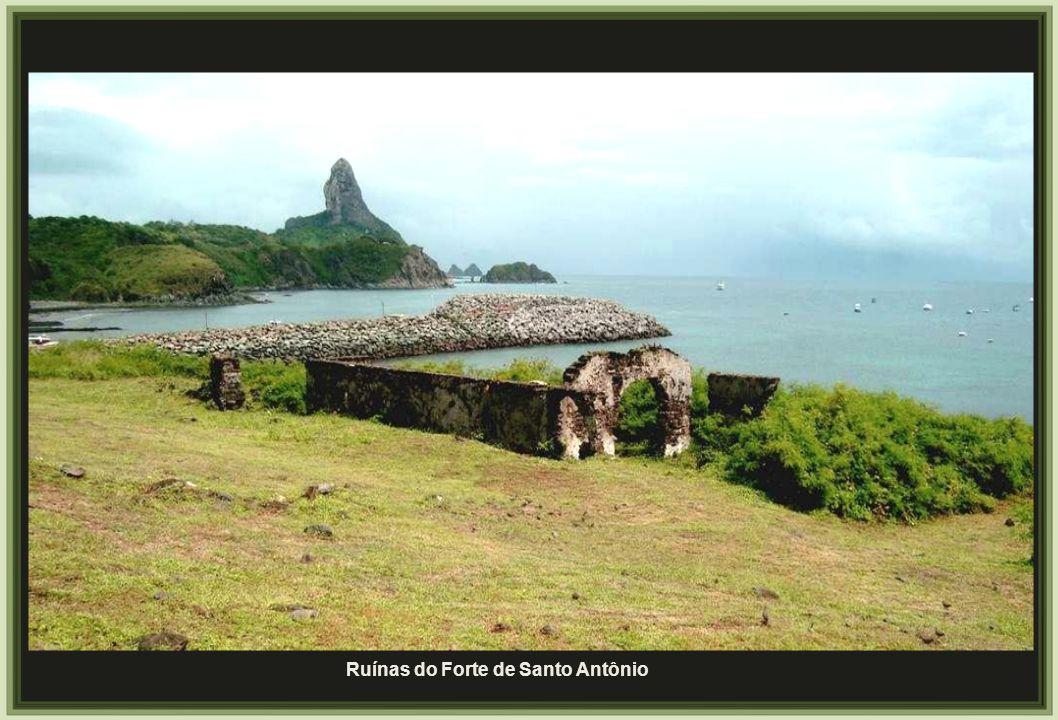 Ruínas do Forte de Santo Antônio