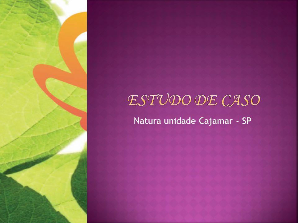 Natura unidade Cajamar - SP