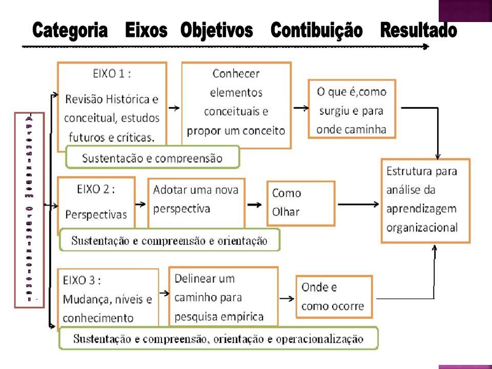 Categoria Eixos Objetivos Contibuição Resultado