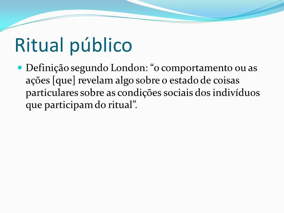 Ritual público