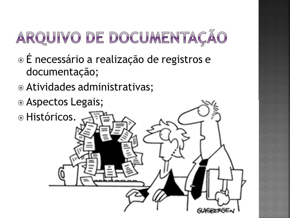 Arquivo de documentação