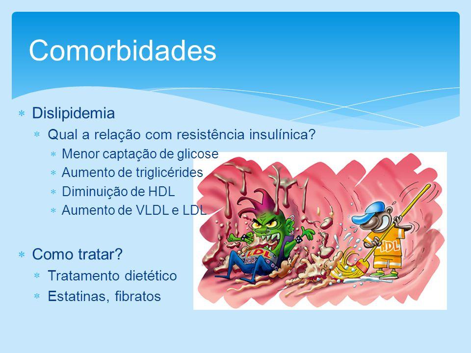 Comorbidades Dislipidemia Como tratar