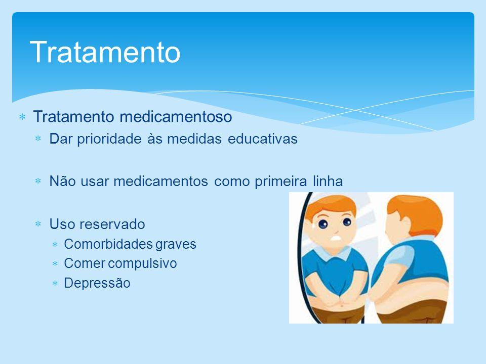 Tratamento Tratamento medicamentoso