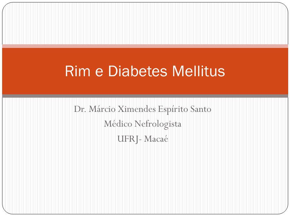 Rim e Diabetes Mellitus