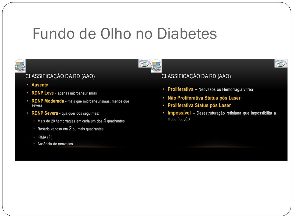 Fundo de Olho no Diabetes