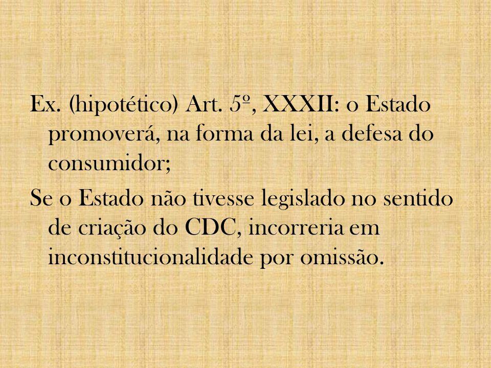 Ex. (hipotético) Art.