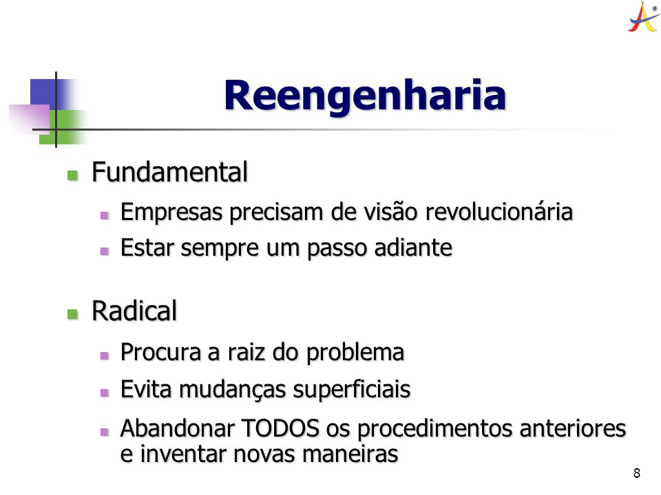 Reengenharia Fundamental Radical