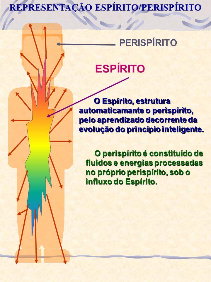 REPRESENTAÇÃO ESPÍRITO/PERISPÍRITO