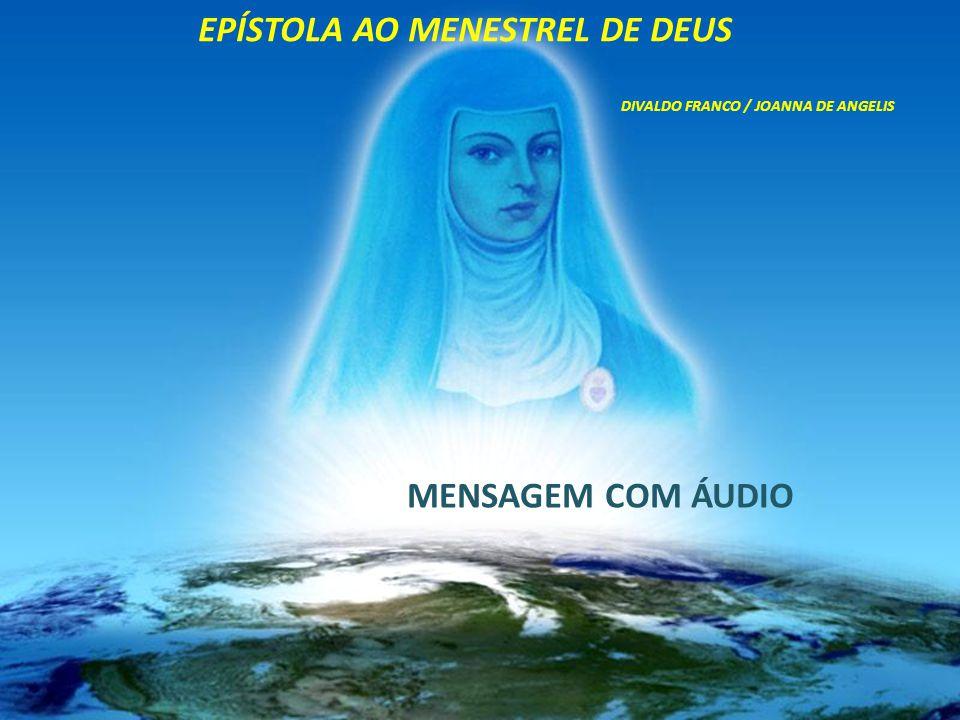 EPÍSTOLA AO MENESTREL DE DEUS