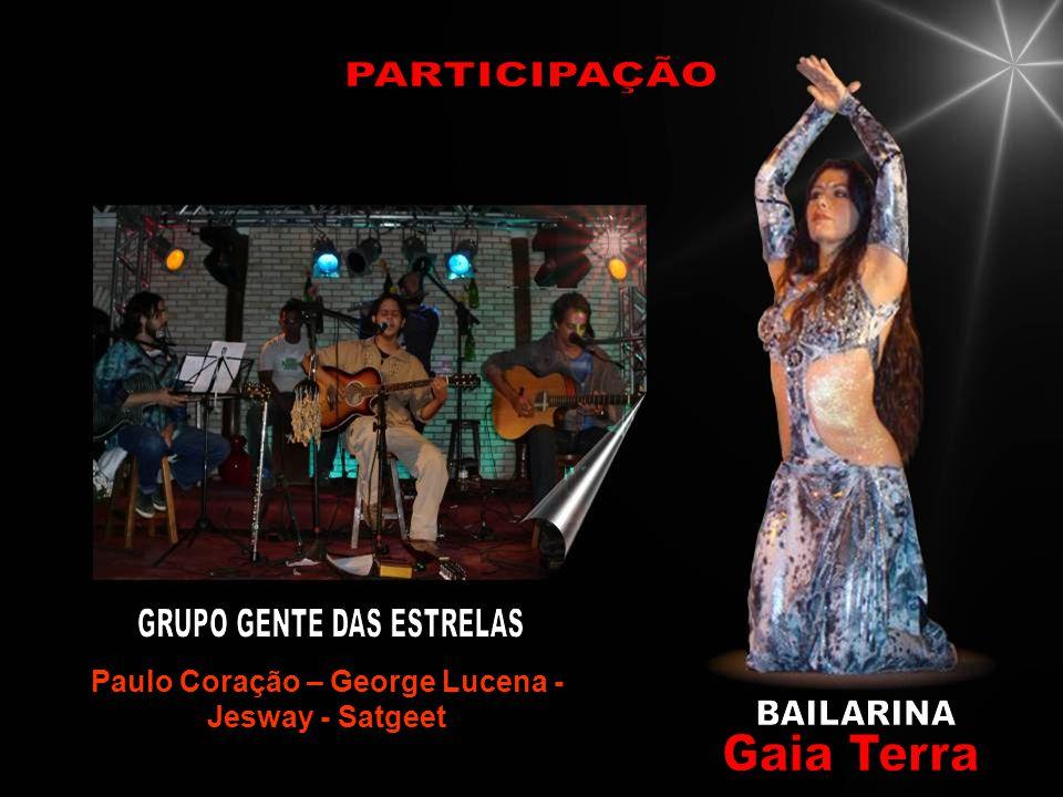 Paulo Coração – George Lucena - Jesway - Satgeet