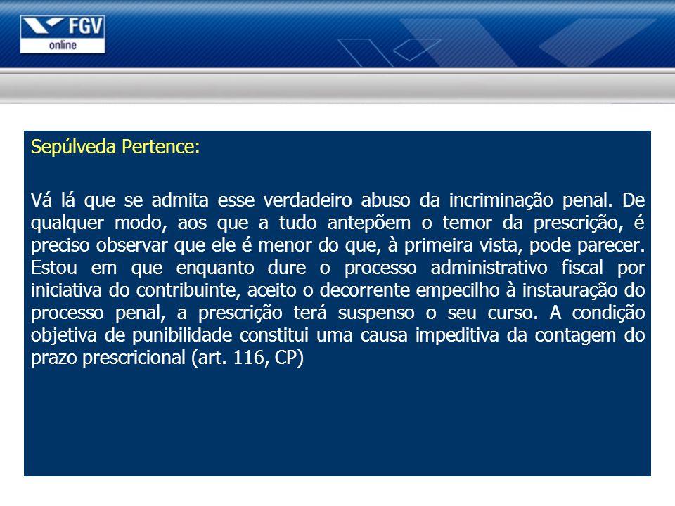 Sepúlveda Pertence: