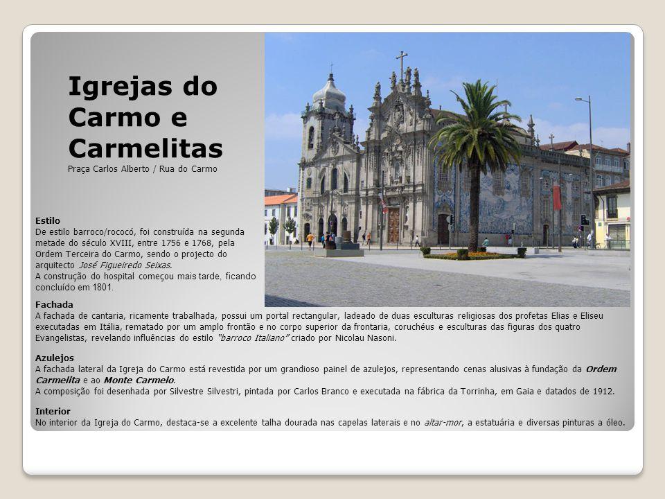 Igrejas do Carmo e Carmelitas