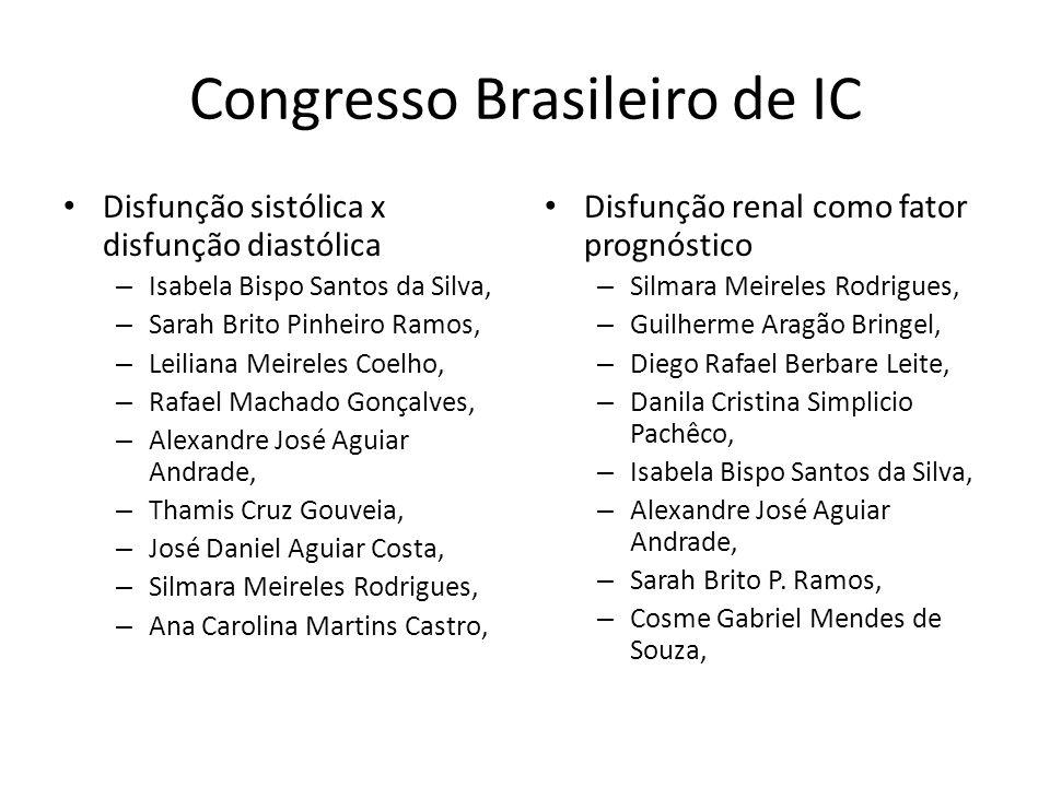 Congresso Brasileiro de IC