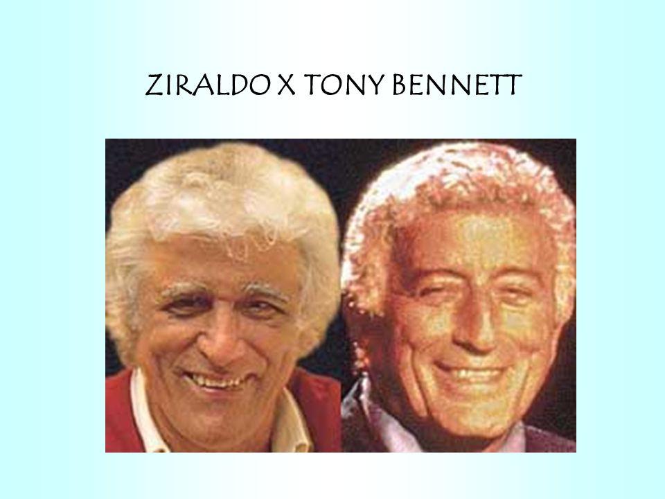ZIRALDO X TONY BENNETT