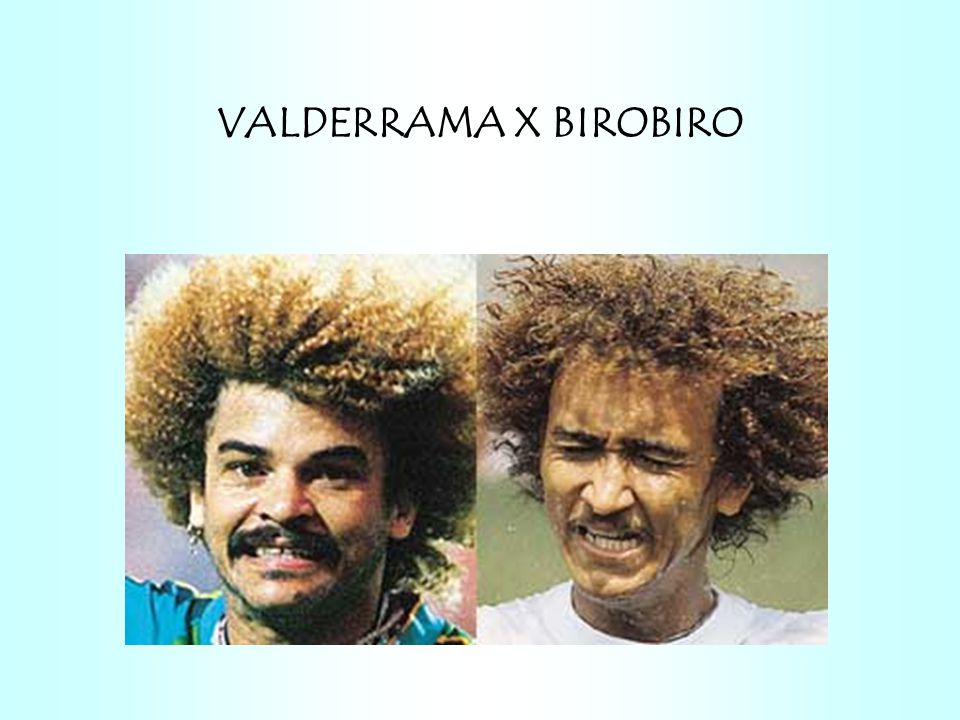 VALDERRAMA X BIROBIRO