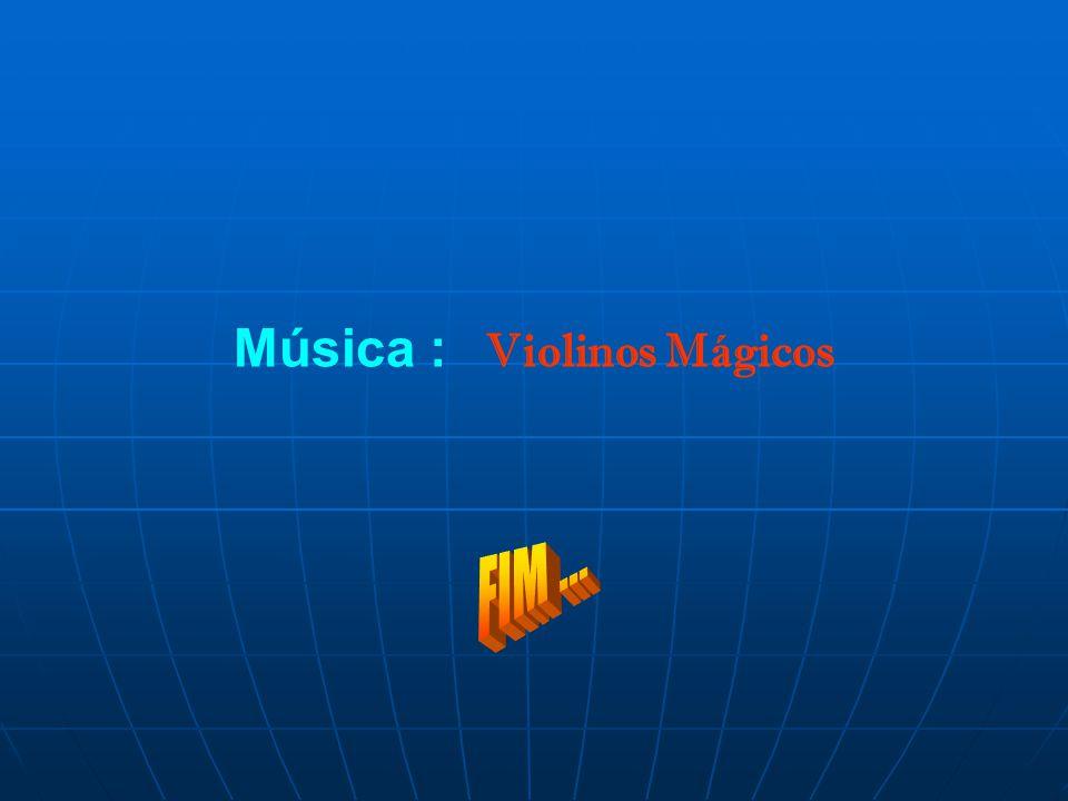 Música : Violinos Mágicos