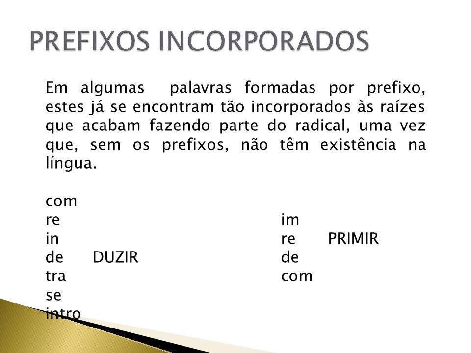 PREFIXOS INCORPORADOS