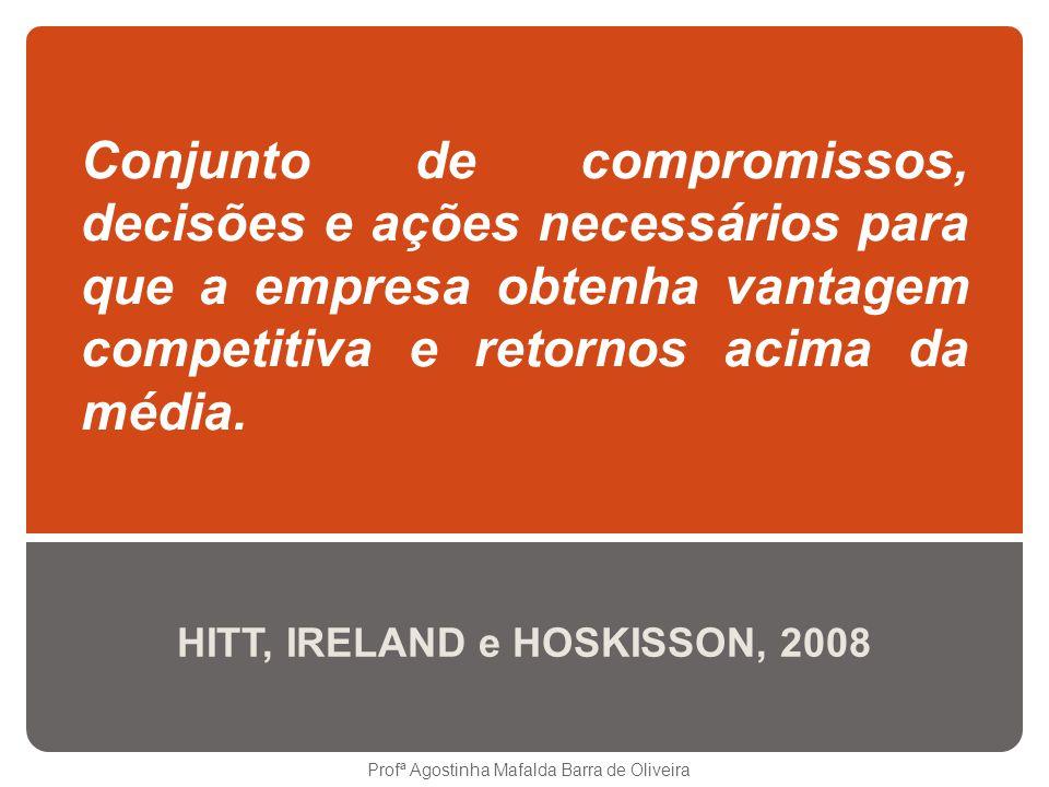 HITT, IRELAND e HOSKISSON, 2008