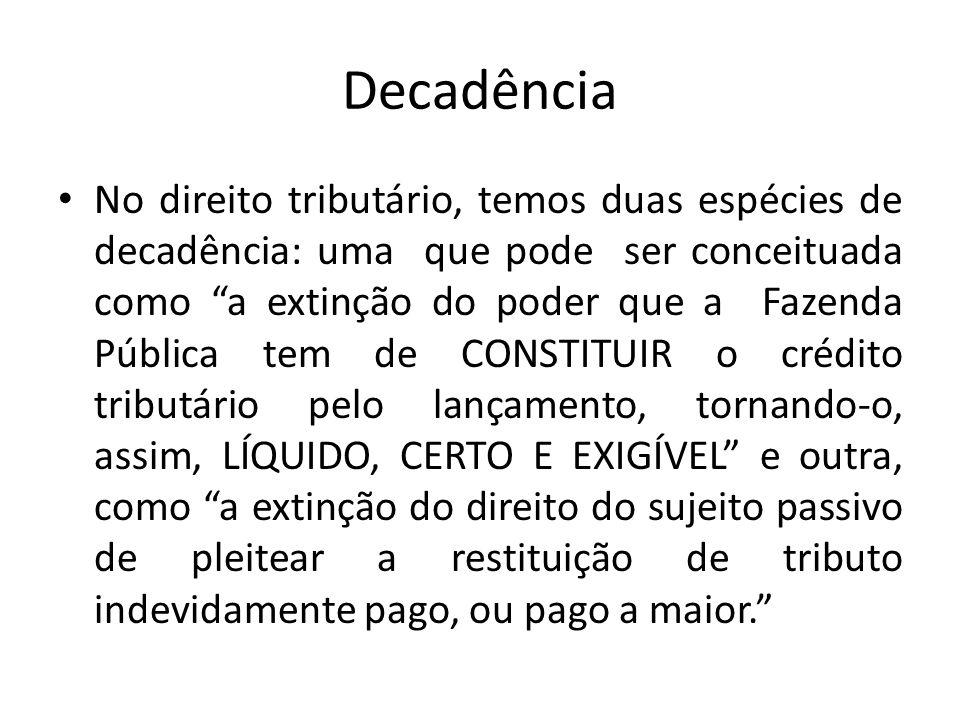 Decadência