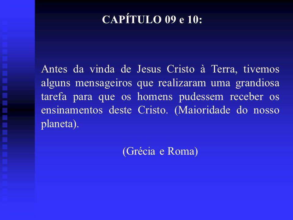 CAPÍTULO 09 e 10: