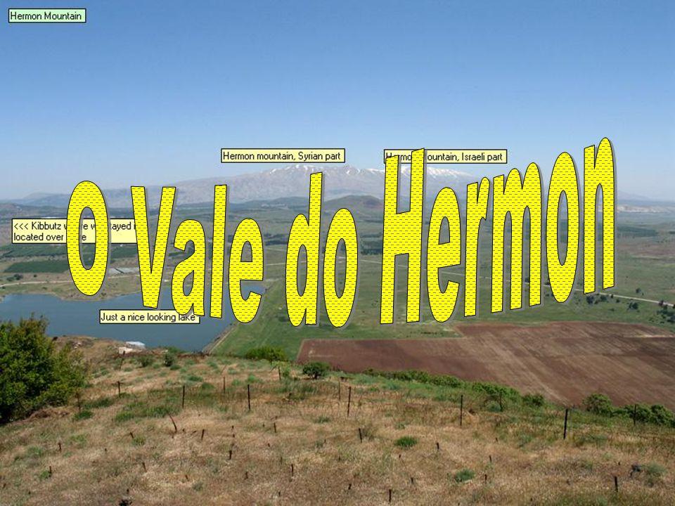 O Vale do Hermon