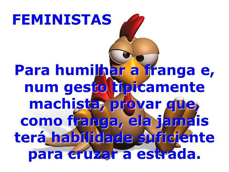 FEMINISTAS