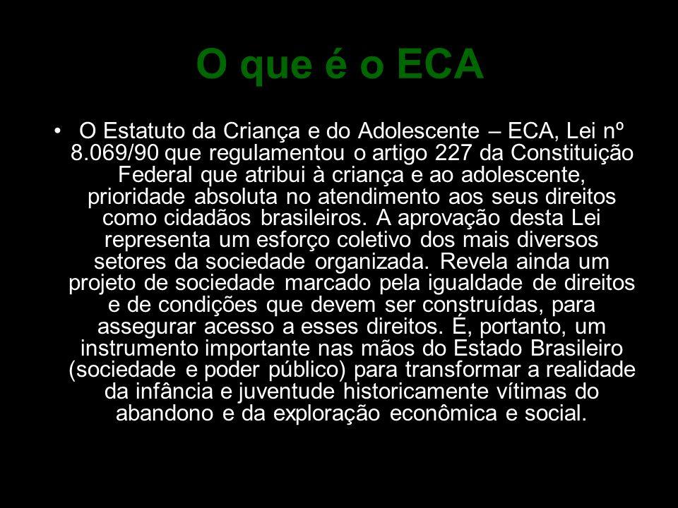 O que é o ECA