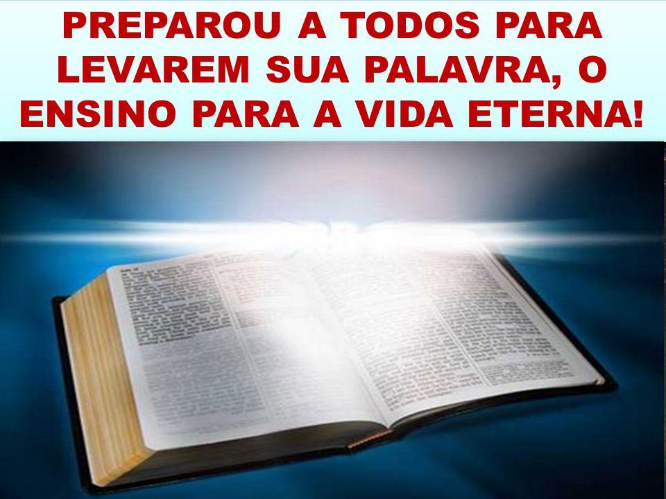 JESUS INICIA SEU MINISTÉRIO E CHAMA DOZE DISCÍPULOS (ALUNOS)