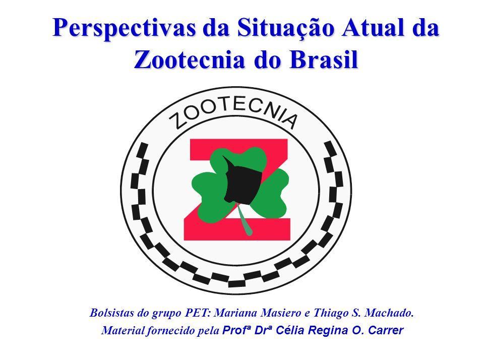 Perspectivas da Situação Atual da Zootecnia do Brasil
