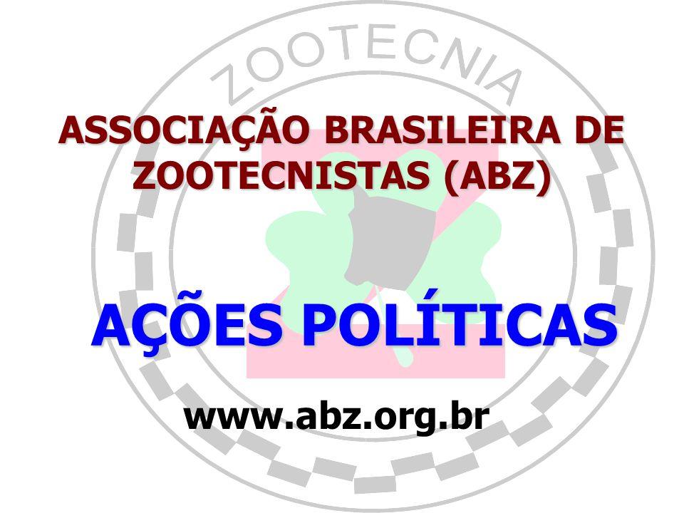ASSOCIAÇÃO BRASILEIRA DE ZOOTECNISTAS (ABZ)