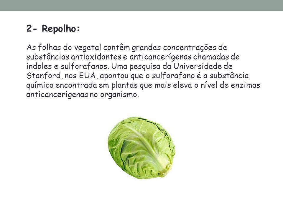 2- Repolho: