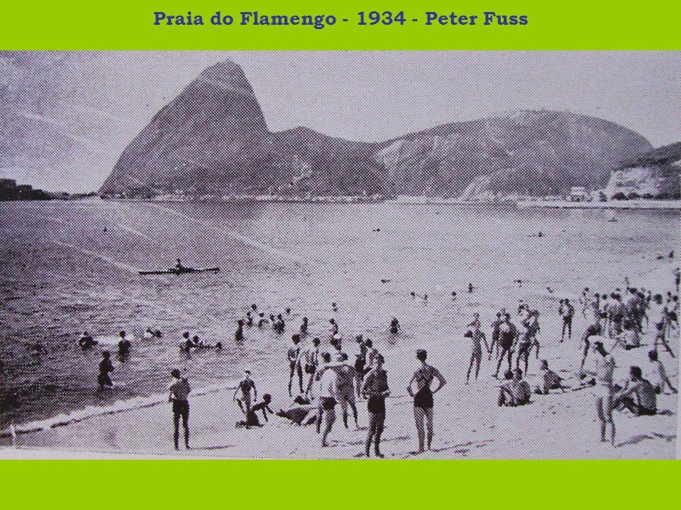 Praia do Flamengo - 1934 - Peter Fuss