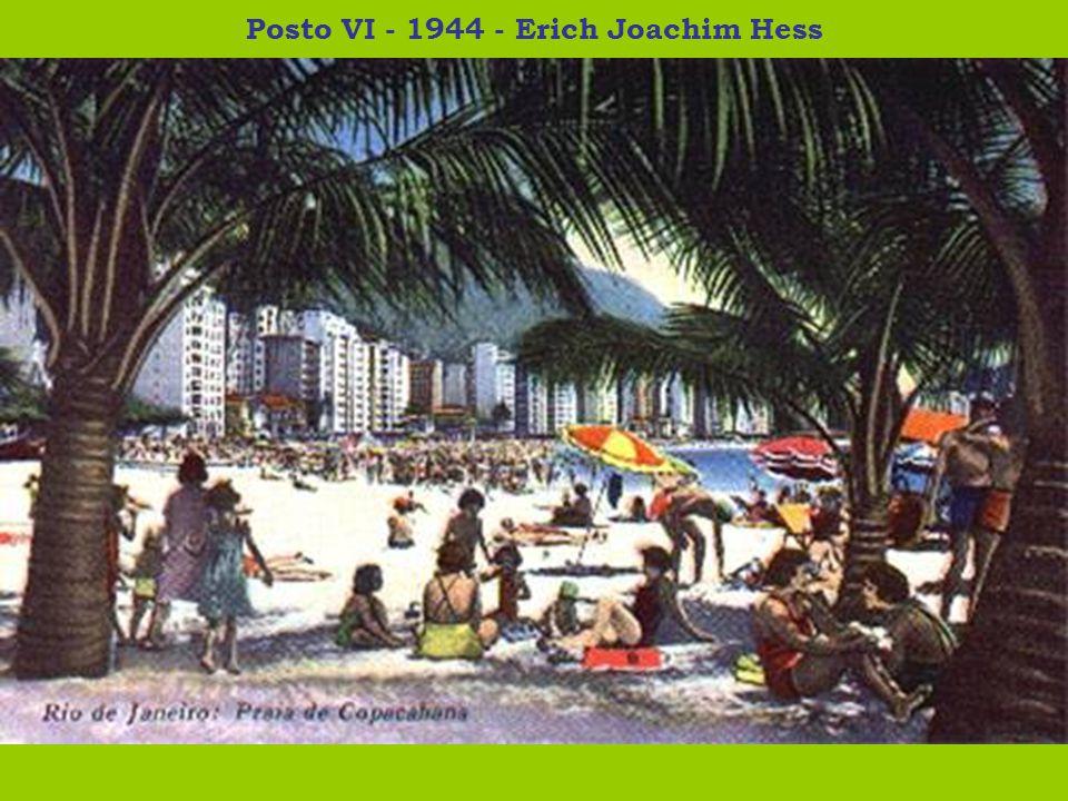 Posto VI - 1944 - Erich Joachim Hess
